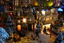 Christmas village lemax