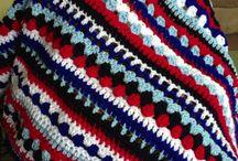 crochet patriotic