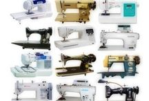 Sewing machine instructions