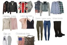 hayden inspired outifts