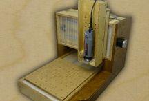 DIY CNC Router / Wooden CNC Router
