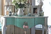 French Country Home Decor / French and Paris themed home decor
