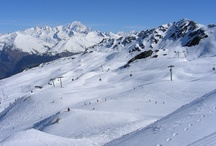 Paradiski / One of the largest Ski areas in the World