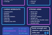 workout and fitness tips
