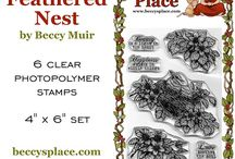 Beccy's Place Clear Stamps