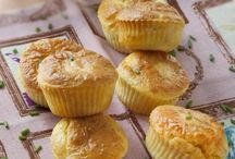 Muffin fromage