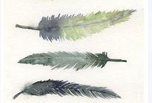 Birds in art / Birds