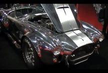Shelby Cobras