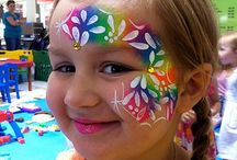 Face painting!!