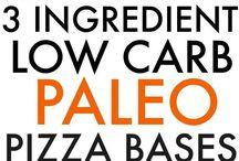 Pizza crust (paleo)