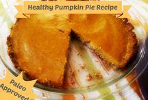 Recipe Book: Thanksgiving