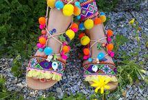 happy sandals