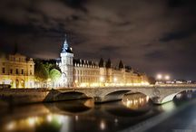 Paris / by Dorothy Reed