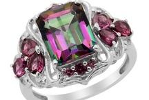 Mystic Topaz Jewelry / by Liquidation Channel