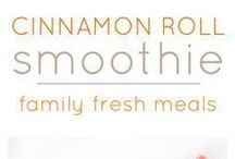 Smoothies and Shakes!