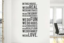 Home Sweet Home / by Katie Berghoff