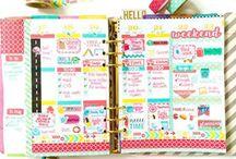 Organize myself