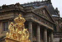 palace of Versailles  és más  kast