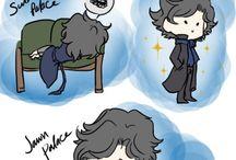 I am Sherlocked <3 / by Morgan Utley