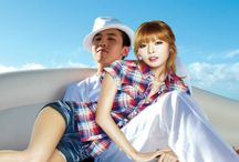 GD and Hyuna