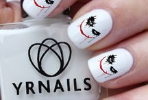 nails autumn & helloween