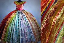 Creative Gowns,Costumes etc. / Artistic and creative clothing