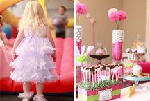 A LundynBridge Events - A Sweet Shop Birthday Party