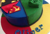 Sweet ingredients cakes