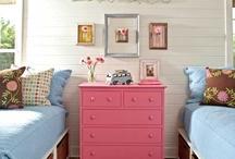 Harper's big girl room / by Josie Bishop