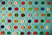 crochet colchas / by Lucy Tobar
