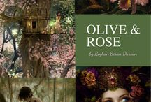 olive and rose