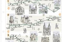 Camino de Santiago / Pilgrimage  / by S.P. Bros