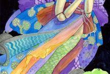 Mermaides / by Jane Jørgensen