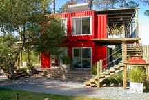 Container homes - Ideas