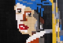 Girl with a Pearl Earring / by Pamela Hamilton