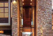 Dramatic entry way