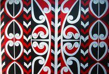 Kiwi Art - Contemporary / New Maori/Kiwi art forms