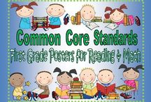 Common Core / by Daniela Fonseca