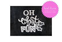 our little chalkboard  / by Jamie Dettler