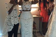 Lace Dreas - wedding guest ideas