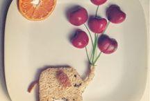 Kids food / Gezond en lekker eten voor kinderen