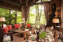 outdoor spaces / by Carol Ray