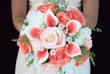 Wedding bouquets/flowers