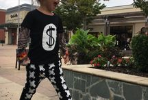Rock star kids clothes