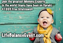 Life Balance Event / Lifestyle Secrets of Busy Moms - Ultimate Life Balance Event is a 6 week Online Event starting on May 11th 2013.   There will be a series interviews from a number of phenomenal authors, women, mothers, celebrities and more, who bring you simple and powerful tips to live a more balanced and harmonious life and at the same time nurture a wonderful relationship with your kids.  Copy and Paste the following link to find out more:  http://www.lifebalanceevent.com/?orid=23103&opid=28