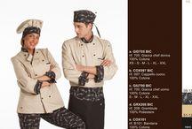 Chef&cuochi / Giacche per Chef e Cuochi e aiutanti di cucina. Tutte le nostre creazioni sono made in Italy e le giacche sono confezionate per dare il massimo comfort durante il lavoro.  http://www.creativity-vi.com/creativity-abiti-per-lavoro-professional-wear-and-clothes-Cuochi-Chef.html