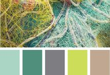 Home: Color Combos / color combo ideas for my home / by The Nest Effect