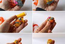 fabric bead