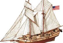 Albatross Model Ship