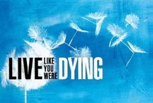 Live Like You Were Dying / Live Like You Were Dying is the unforgettable story inspired by Tim McGraw's #1 Country Music song of the same name. It weaves a tale of the miracles that happen once you stop being so busy with life that you actually have time to live it.  Millions have embraced the song's lyrics. Now experience the inspirational story that will touch your heart and soul.  / by Michael Morris